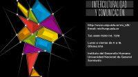 UNGS: Inscriben para Maestría en Interculturalidad y Comunicación