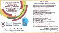 Segunda circular del XX° Congreso de REDCOM