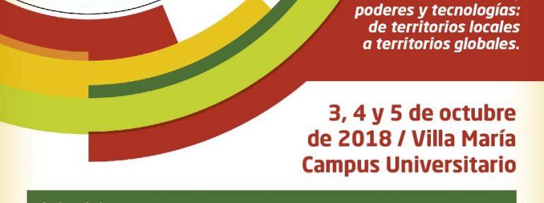 Mesas temáticas del XX° Congreso de REDCOM