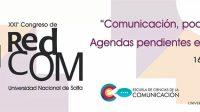 Primera circular  XXI° Congreso REDCOM