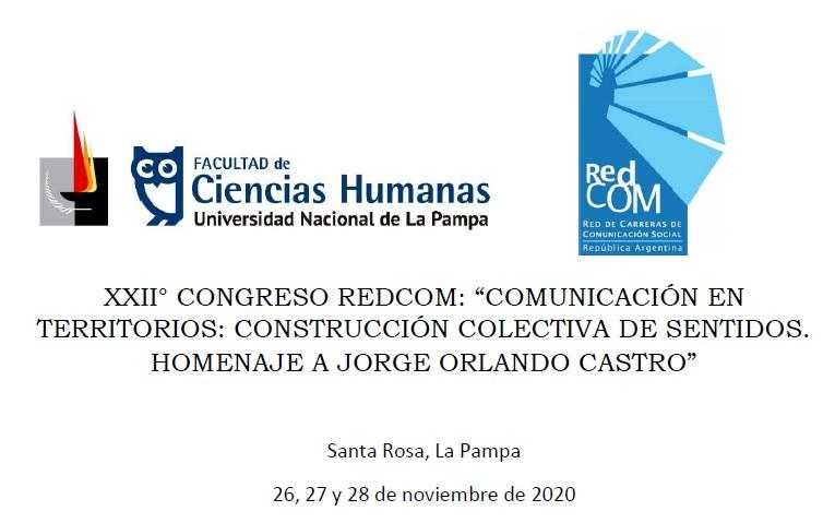XXII Congreso Anual de REDCOM