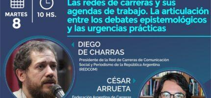 UNDAV | Semana del/de la periodista